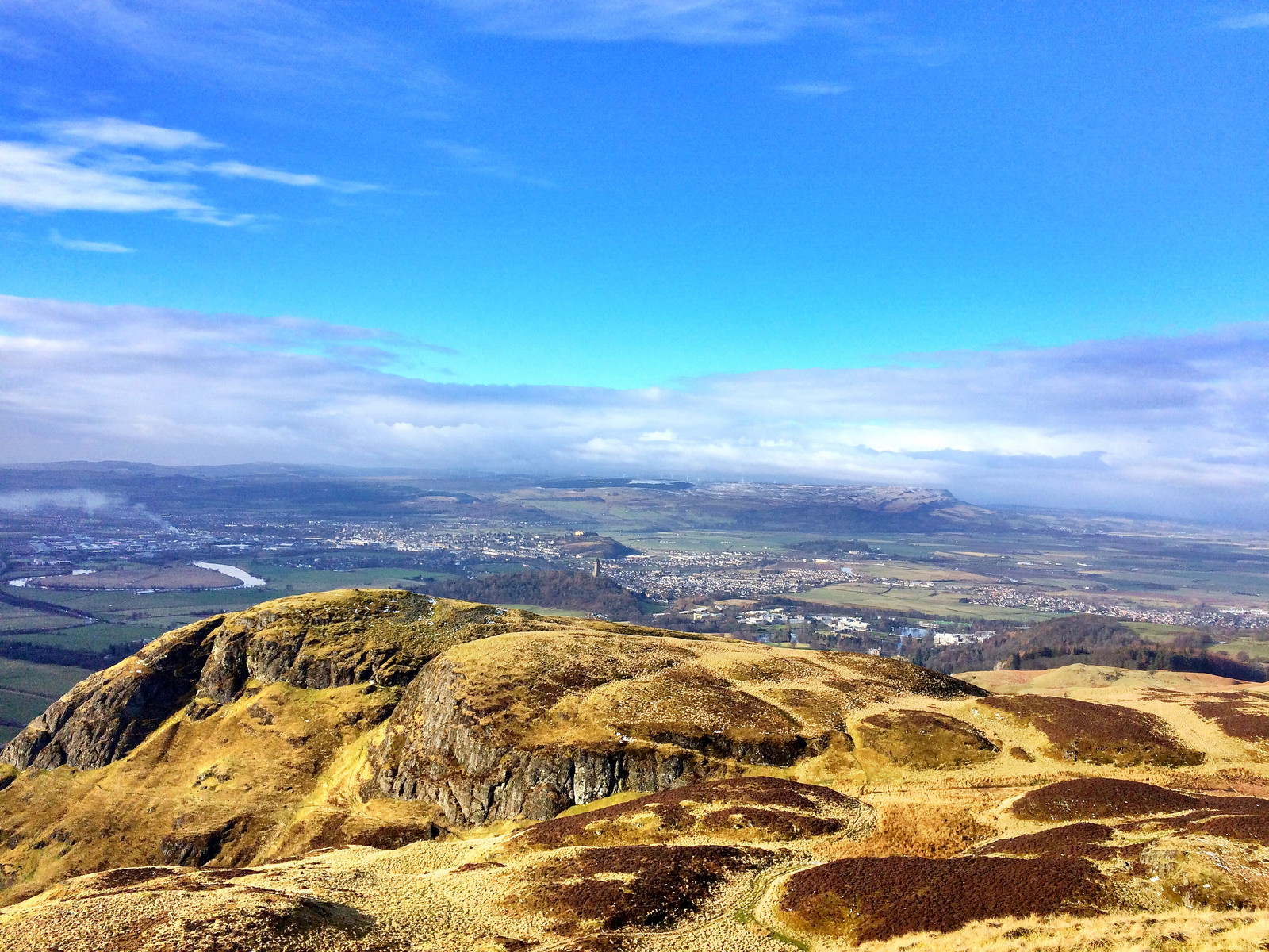 Thoughts on the Dumyat Path